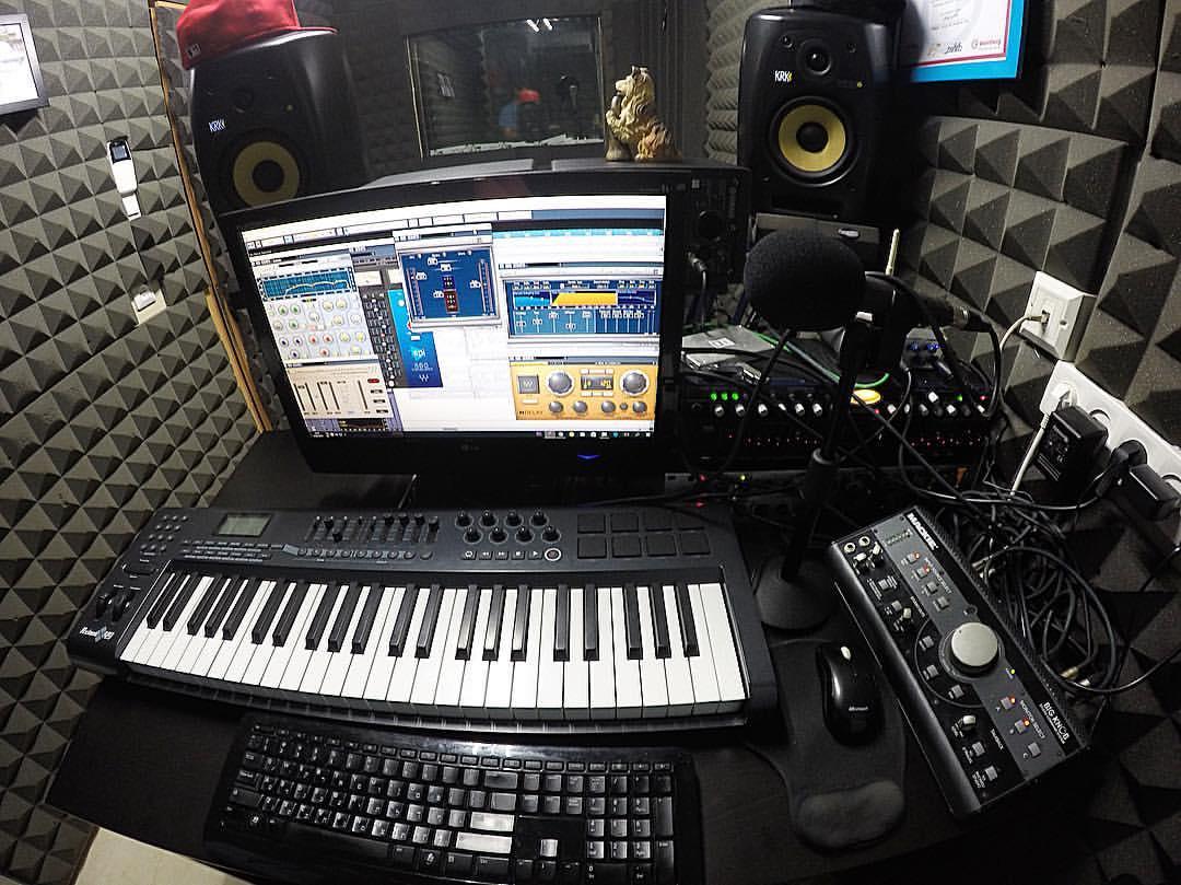 להקליט שיר באולפן ברמת גן