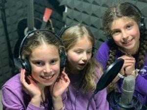להקליט שיר באולפן הקלטות