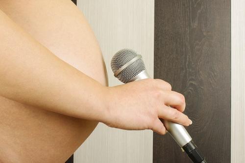 לשיר בהריון